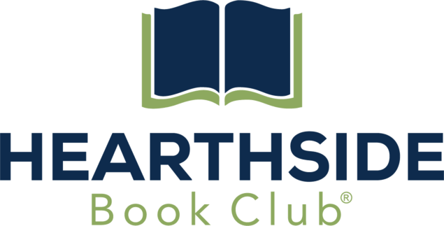 Hearthside Book Club Logo